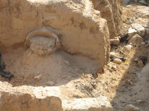 Jericho - pottery