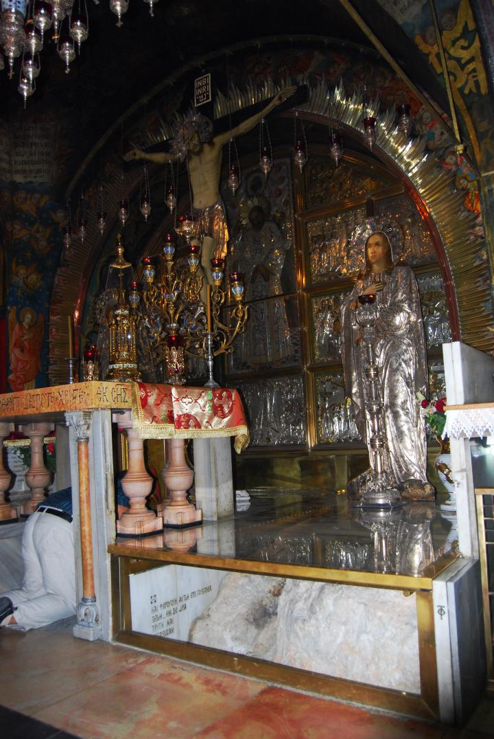 Greek Orthodox calvary chapel