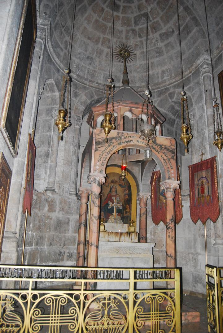 Chapel of Division of Robes