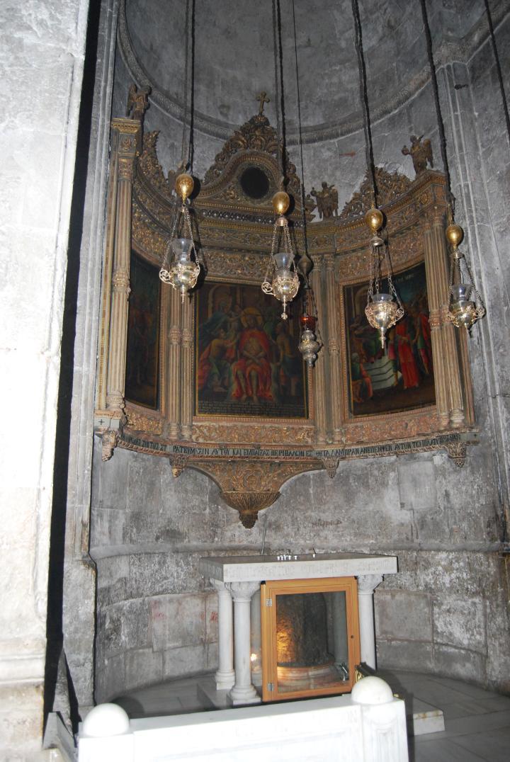 Derision chapel