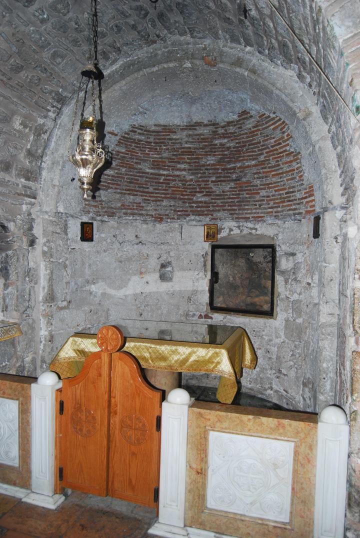 Chapel of Adam
