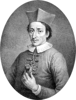 Portrait of Steno as bishop