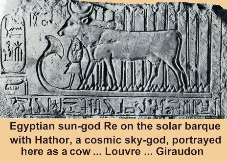 the solar barque